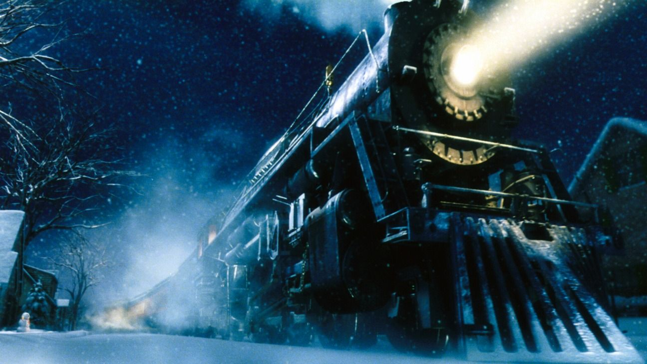 the polar express   h   2004