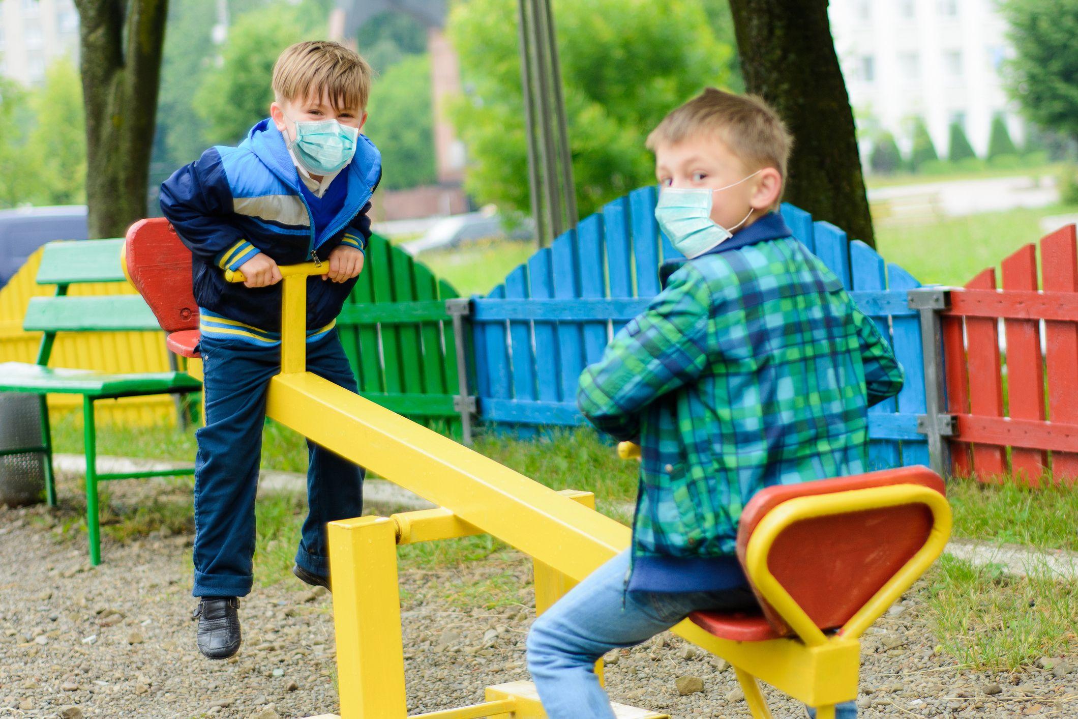 La Influencia De La Covid 19 En Los Juegos Infantiles Y Los Deportes